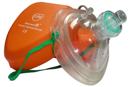 Pocket Mask - ze strony www.paramedyk24.pl