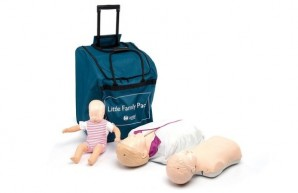 Little Family Laerdal QCPR